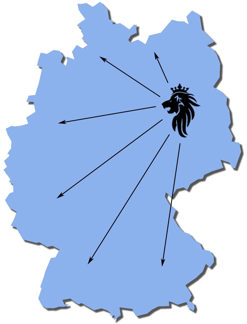 LÖWE-Der Zaunexperte | Freitragende Schiebetore und Komplette ...