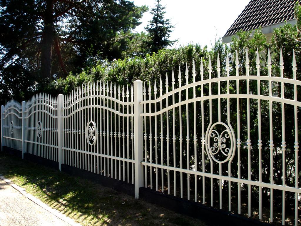 Fabelhaft Loewe Zaun Ideen Von By Bildergalerie L 214 We Der Zaunexperte
