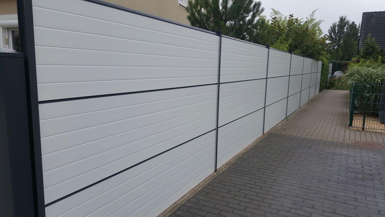 Faszinierend Loewe Zaun Beste Wahl Verzichten Sie Nicht Auf Sicht- Und Lärmschutz!
