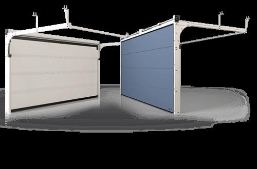 Sektionaltore sind komfortable Lösung für Ihre Garage